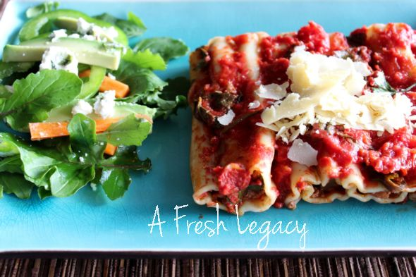 Cannelloni Recipe @Childhood101