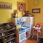 Play space bedroom ideas