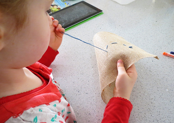childrens sewing activity 2