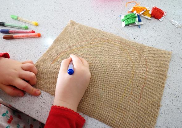 kids-sewing-drawing