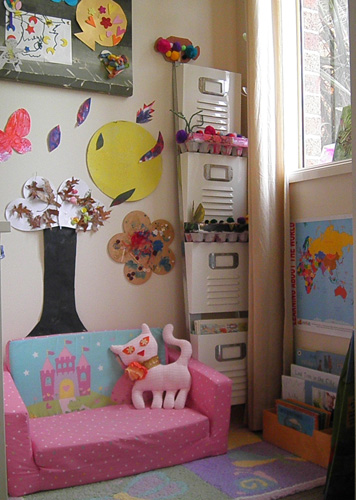The Best Of Our Play Space Inspiring Small Spaces Childhood101