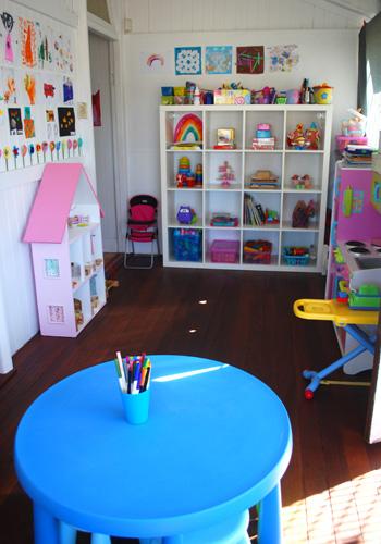 playroom toy organisation ideas