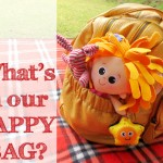 whats in our nappy bag