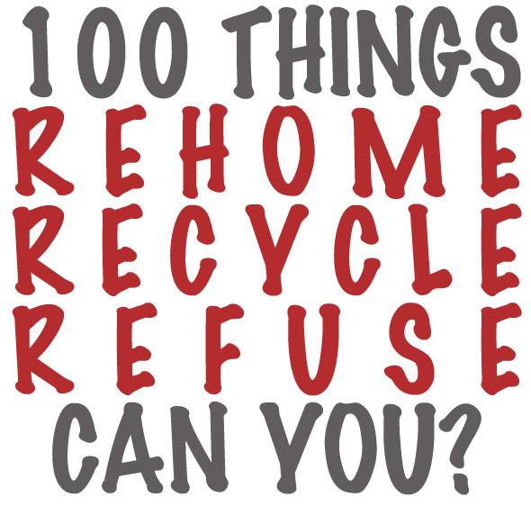 LYBFL: 100 Things