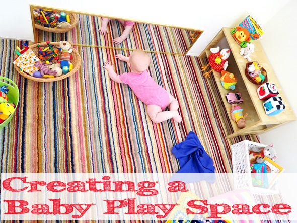 baby play area ideas