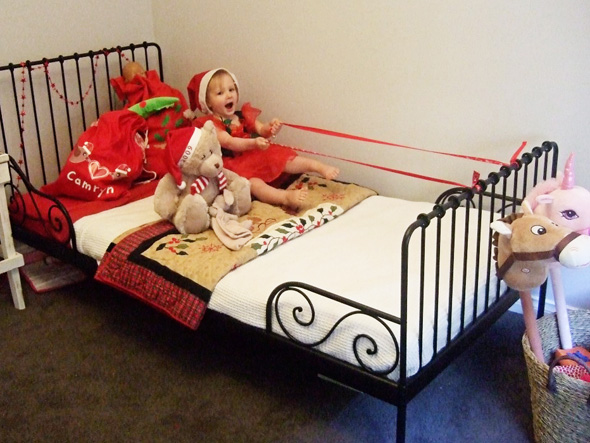 Our Play Space: A Christmas Sleigh Ride