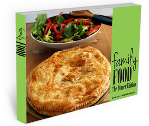 family food ebook cover