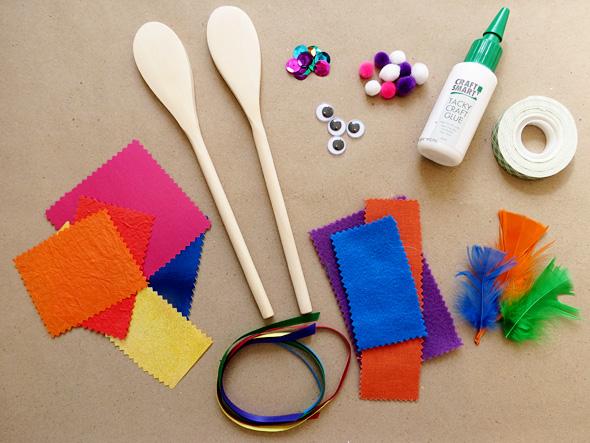 puppet making kit supplies