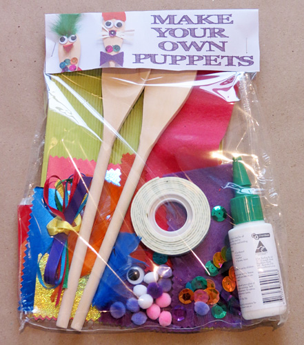 kids craft kits gifts for puppet kit childhood101 2277