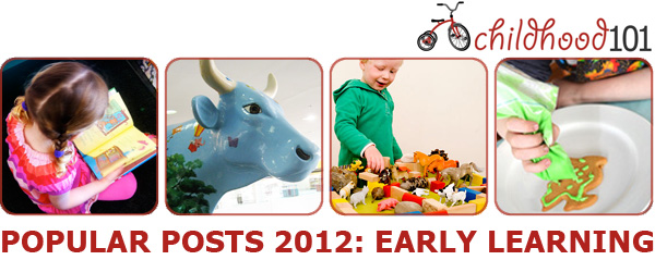 Popular Posts 2012: Early Learning