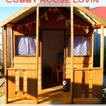playhouse cubby house maintenance