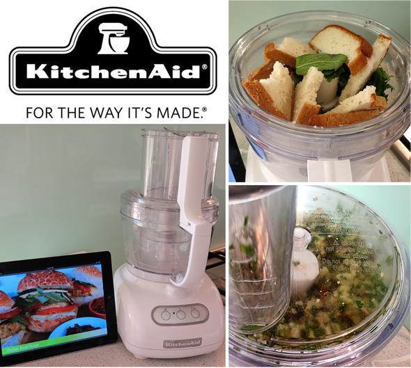 KitchenAid Artisan Food Processor