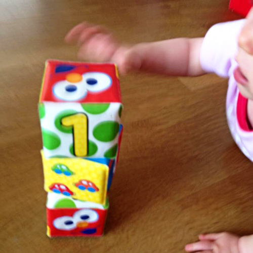games for babies 5 ways to play with soft blocks childhood101