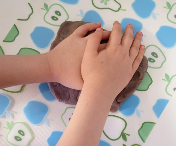 kids art ideas playdough pictures