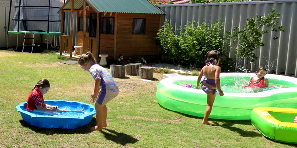 water party activity ideas