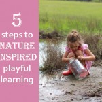 5 steps to nature inspired learning