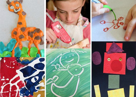 Time-to-Create: Hands On Explorations in Process Art for Children book