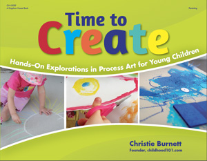 Time_to_Create by Christie Burnett