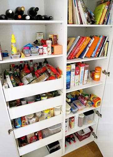 Getting My Pantry Organised