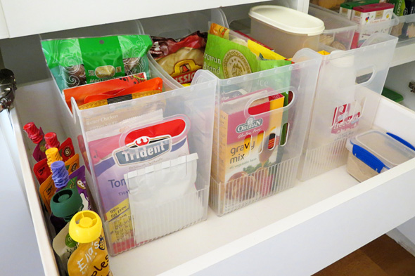 ideas for pantry storage