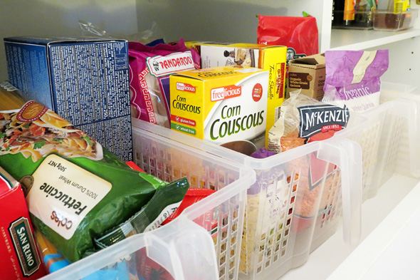 pantry organisation storage ideas