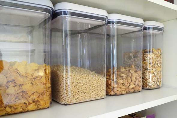 pantry organisation storage