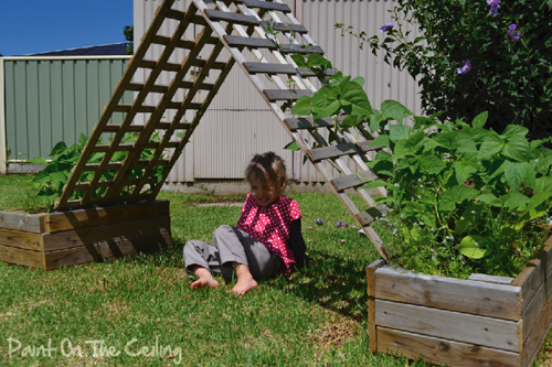 Outdoor Play Spaces - secret spaces