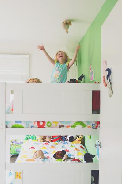 Our Family Home: Rachel Devine