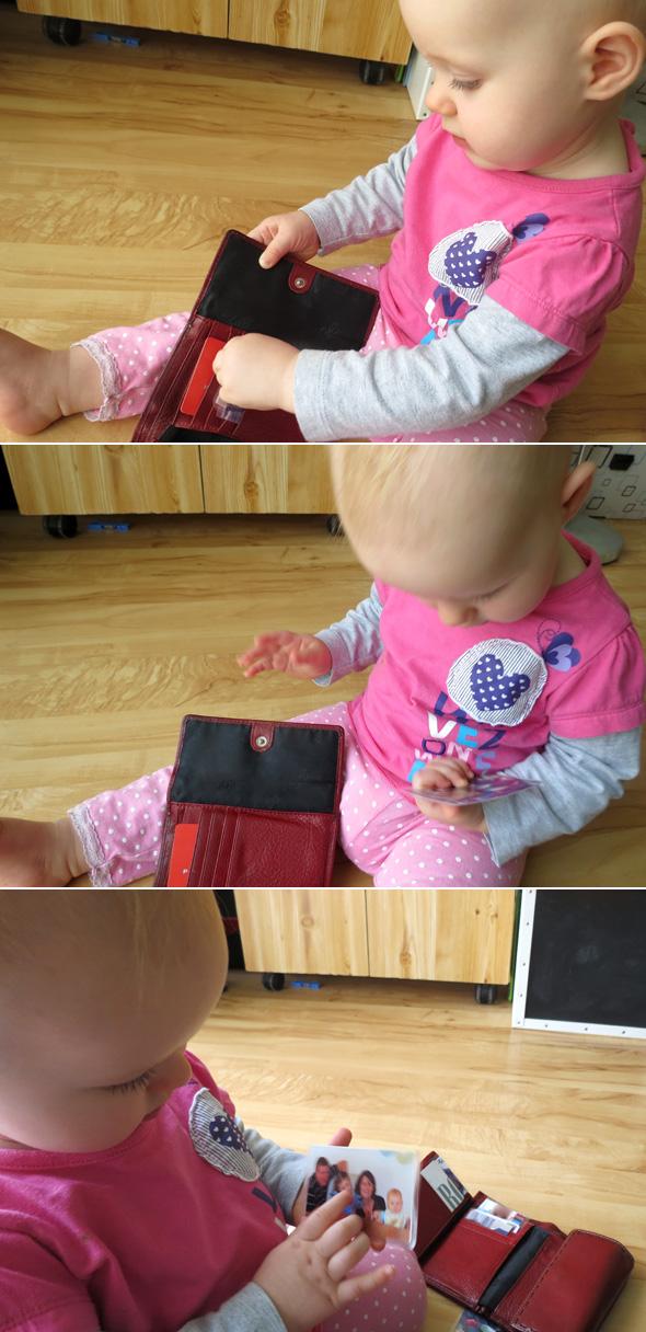 Baby play @Childhood101 - play purse