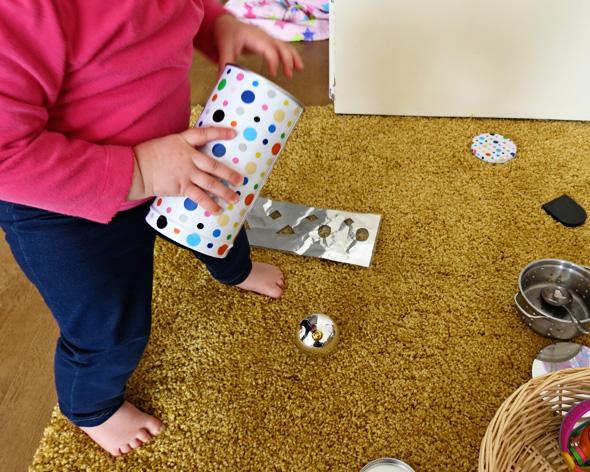 Childhood 101   Heuristic Play - How Babies Learn