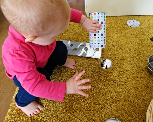 Childhood 101 | Heuristic Play for Babies
