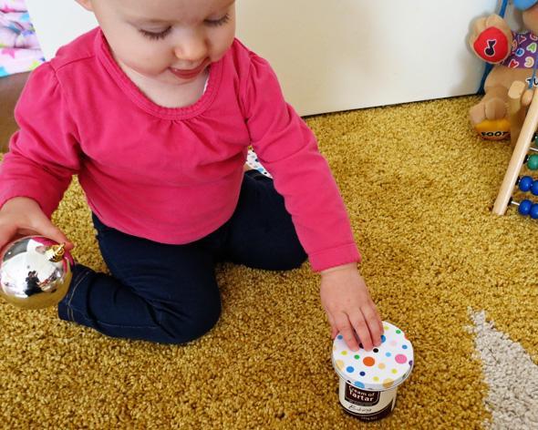 Childhood 101   Treasure Basket Ideas - Baby Play