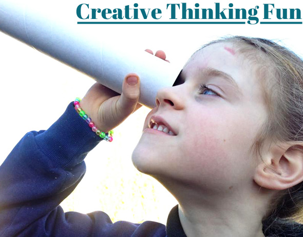 Post image for 100 Days of Play: Creative Thinking Fun