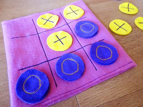 Childhood 101 | Games for kids_tic tac toe