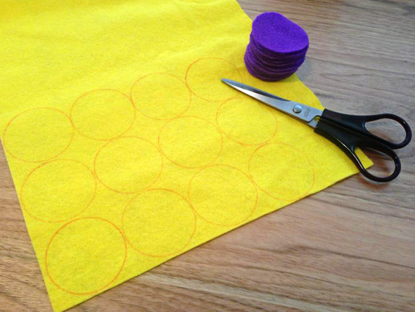 Childhood 101 | Handmade games for kids_noughts and crosses