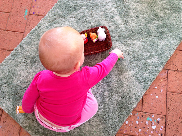 Childhood 101 | Playing in our Undercover, Outdoor Play Space