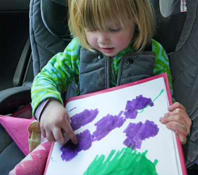 Ideas for road trips with kids