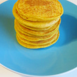 Childhood 101 | GF DF SF Pumpkin Pikelet-Hotcake Recipe