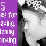Childhood 101 | Speaking Listening Thinking Learning Games for Kids