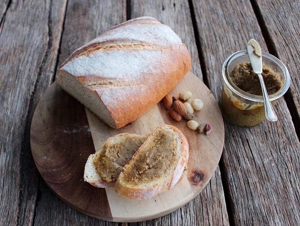 Macadamia Nut Butter Recipe