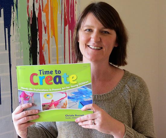 Time to Create_Christie Burnett