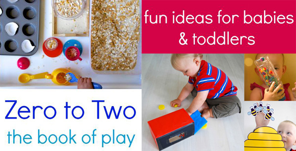 activities for babies and toddlers