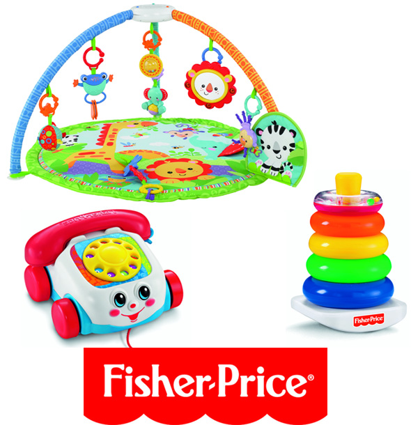 Fisher-Price Prize Pack