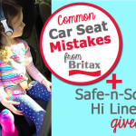 Childhood 101 | Britax Common Car Seat Mistakes