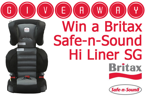 Childhood 101 | Britax Giveaway