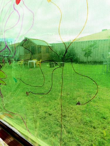 Kids Art Ideas-Window Drawing | Childhood 101