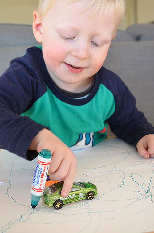 Childhood 101 | 6 Ways to Play with Toy Cars