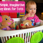 3 Simple Imaginative Play Ideas for Toddlers @Childhood101