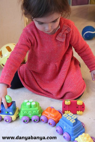 Baby Play-Ramps and Rolling Exploration
