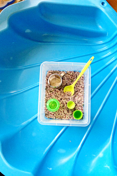 Childhood 101 Sensory Play-Rosemary Rice